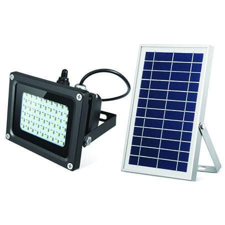 Solar flood lights outdoor solar store 54 led commercial solar flood light mozeypictures Choice Image