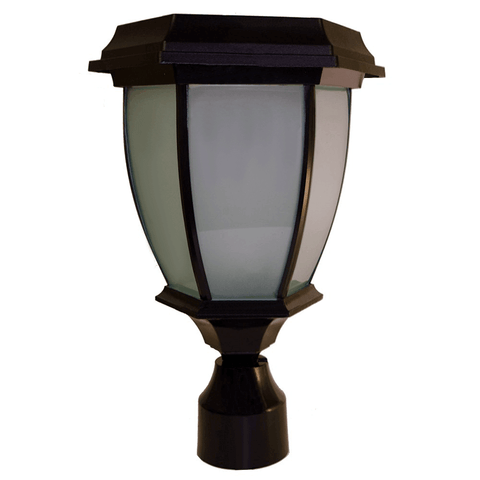 Warm White Solar Coach Light