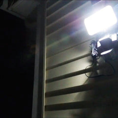 Watchdog Solar Security Light
