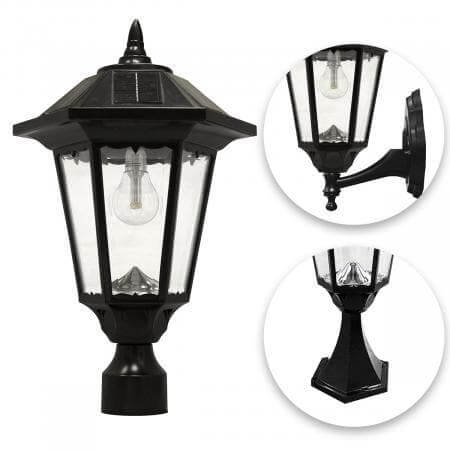 Windsor Solar Lamp