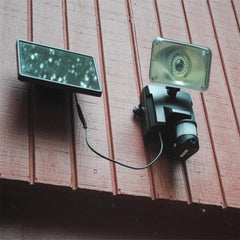 Solar Motion Video Camera Light
