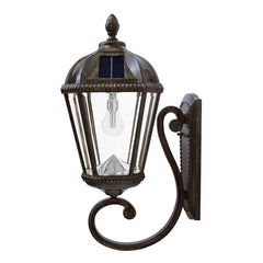 Royal Solar Lamp Wall Mount