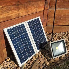 SMD Commercial Solar Flood Light