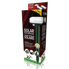Solar Mole Repeller - 2 Pack