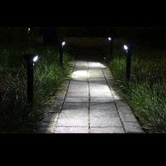 Modern Solar Pathway Light - 2 Pack