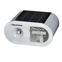Solar Sonic Bird Repeller