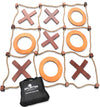 Giant Wooden Tic Tac Toe Game