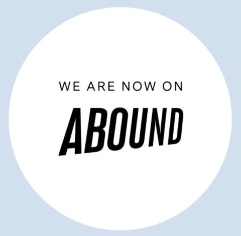 We are now on Abound