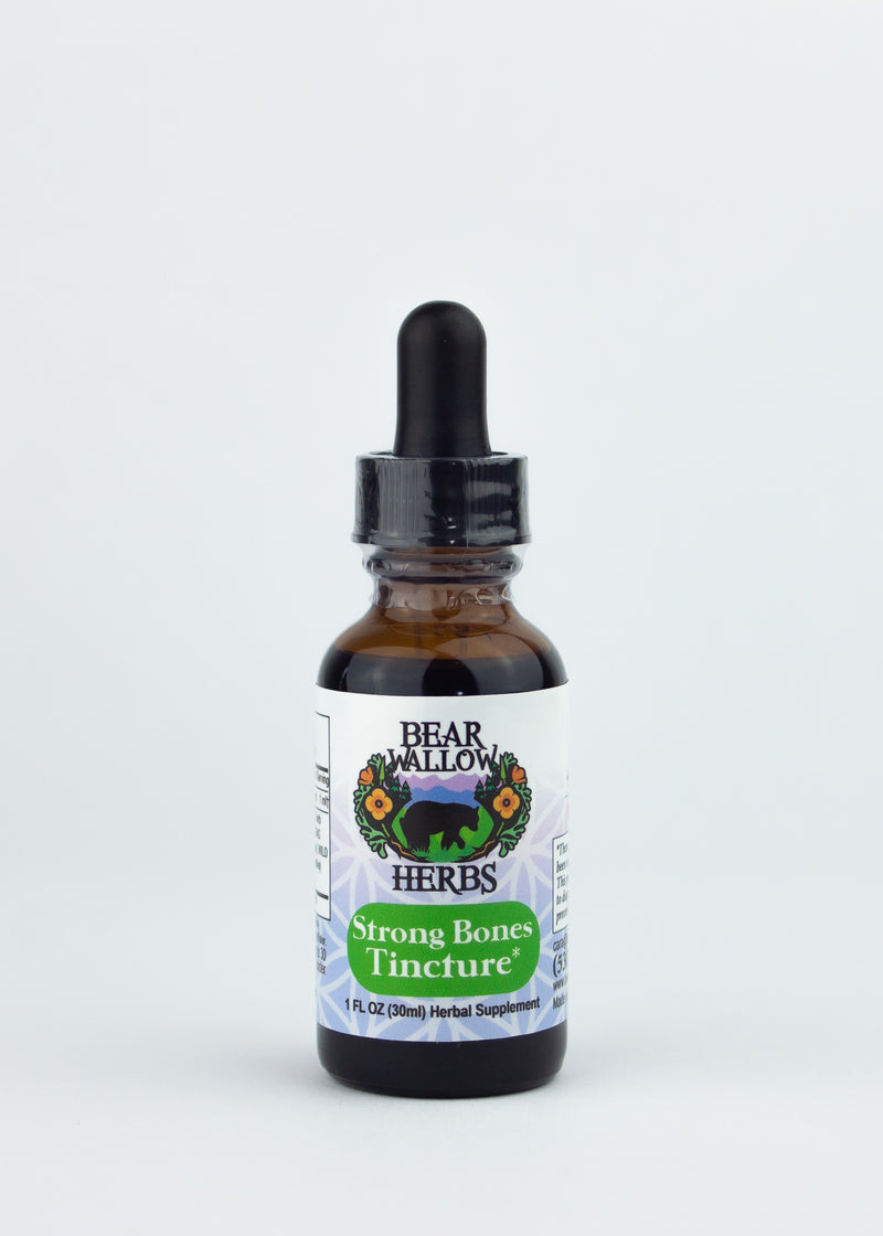 Strong Bones Tincture