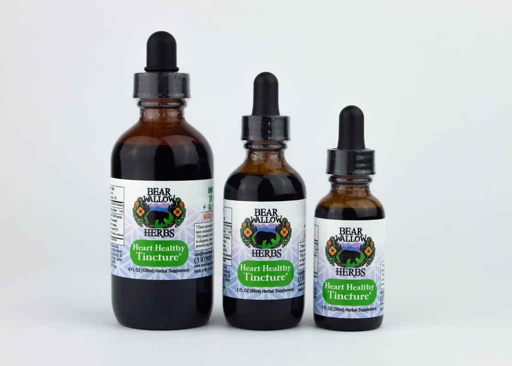 Heart Healthy Tincture