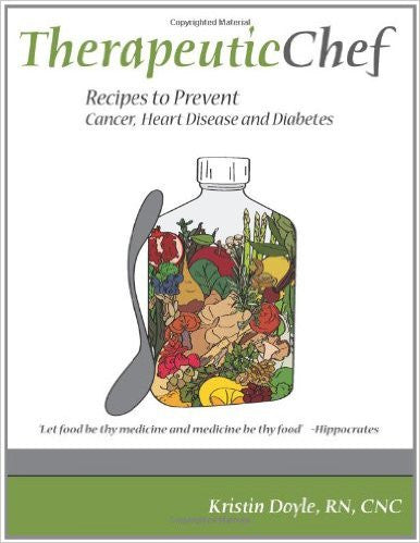 Image of Therapeutic Chef Cookbook