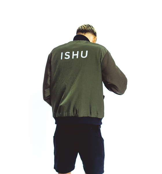 Reversible Bomber Jacket 2019