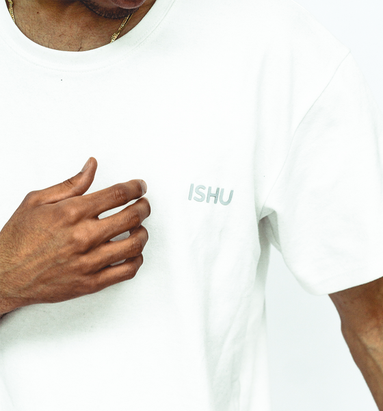 Limited Edition Short Sleeve T-Shirt ISHU detail