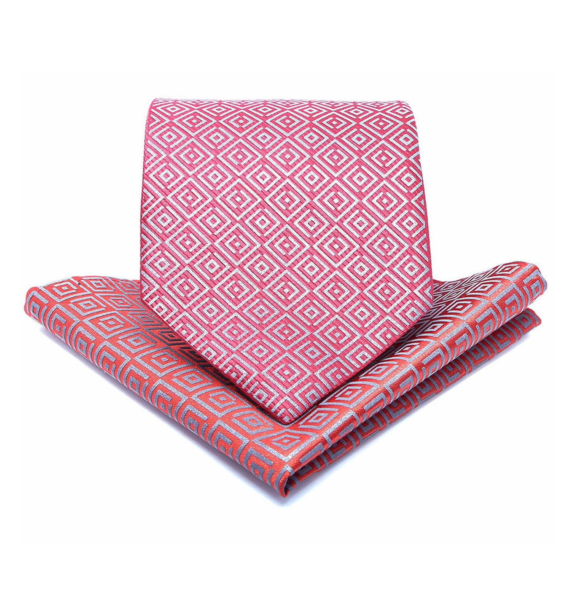 Tie & Pocket Square
