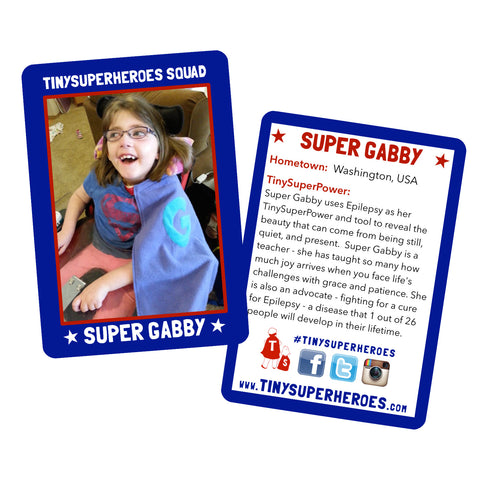Custom Superhero Squad Cards