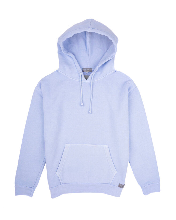 Classic Speedway Hoodie - Pastel Blue