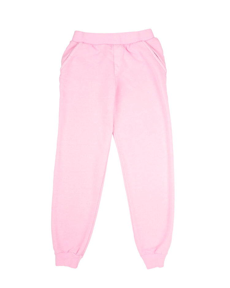 Classic Speedway Joggers - Pastel Pink
