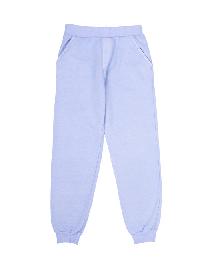 Classic Speedway Joggers - Pastel Blue