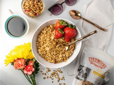 Let's talk about GRANOLA!
