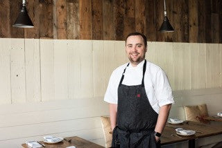 Chef's Blend Series, Brandon Rice of Rich Table