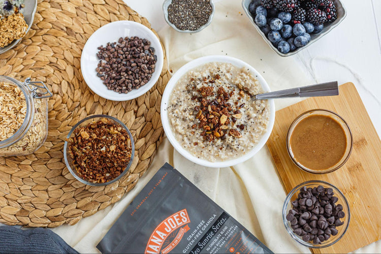 Best Paleo granola breakfast