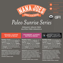 Load image into Gallery viewer, Paleo Sunrise Series Variety 3 Pack