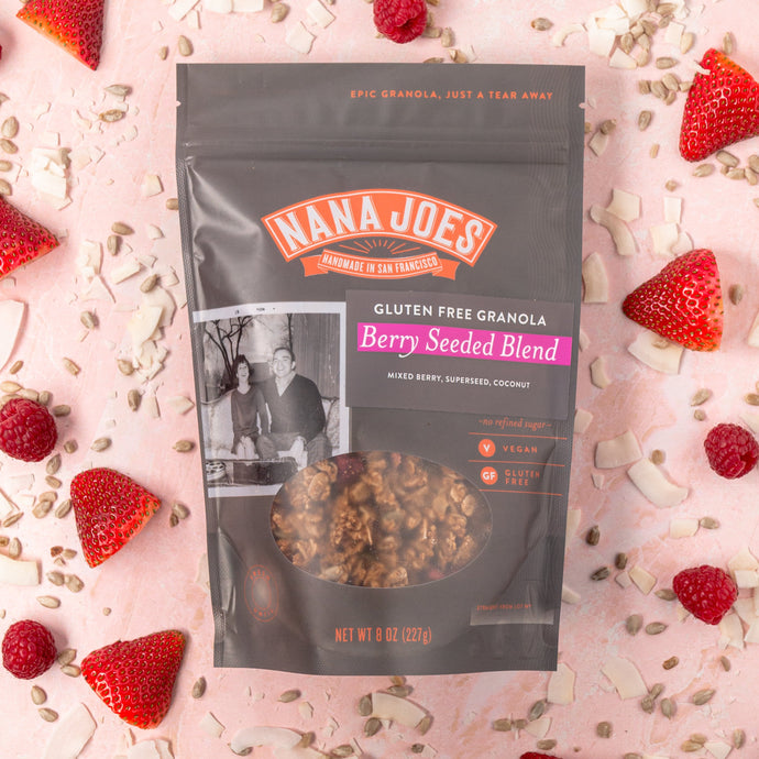 Limited Edition: Berry Seeded Blend