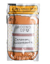 Load image into Gallery viewer, Ground Up Cinnamon Snickerdoodle Nut Butter Sample