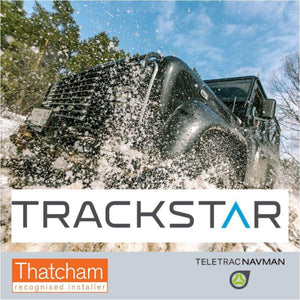 Trackstar CAT 5 - Defender Tracker - Trackers