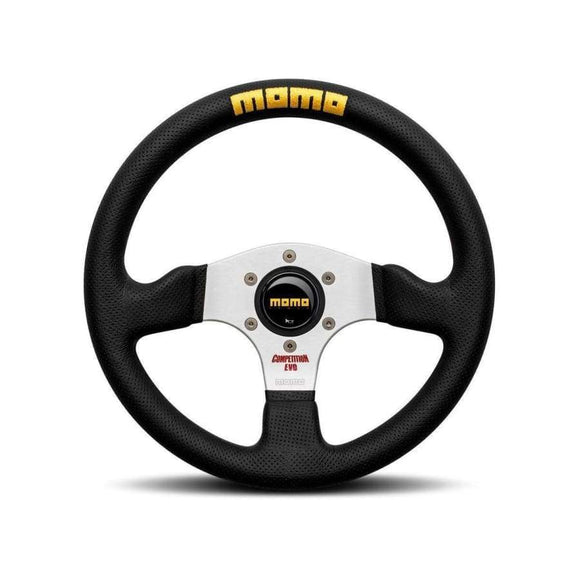 MOMO Competition Evo Steering Wheel - Wheels