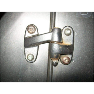 Shear head security bolts for doors - Exterior Security