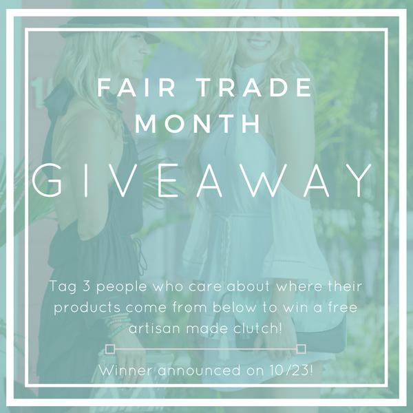 Is it really fair, though? Making Fair Trade Month Fun