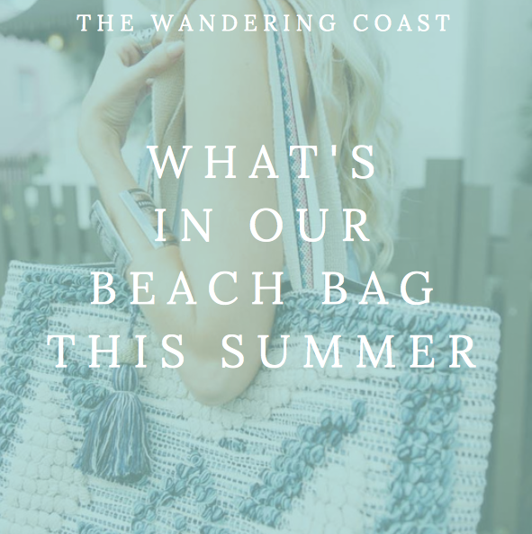 What's in our Beach Bag This Summer