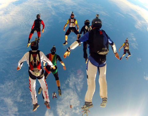 Skydiving JumpSuits