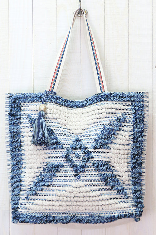 boho farmers market bag yoga bag beach tote