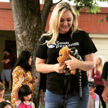 Classroom Safari Presents Exotic Mammal Encounters