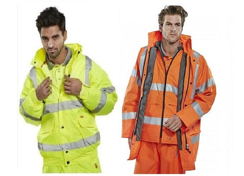 high viz clothing