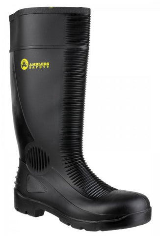 STEEL TOE WELLINGTONS AMBLERS