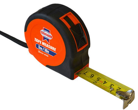 FAITHFULL TAPE MEASURE