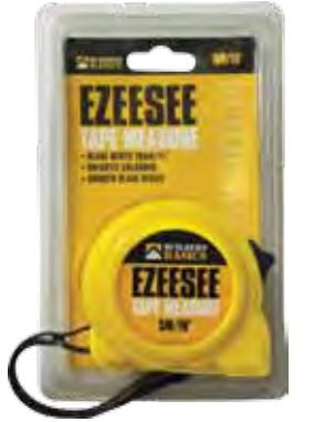 BUILDERS BASICS EZEESEE TAPE MEASURE 8M