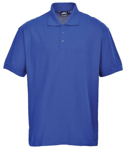 POLO SHIRT CLASSIC WITH VIBRANT MODERN COLOURS - PORTWEST