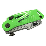 STANLEY HI-VIS FOLDING KNIFE