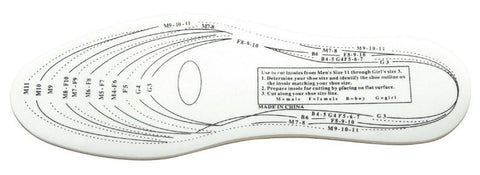 INSOLES MEMORY FOAM PORTWEST (PAIR)