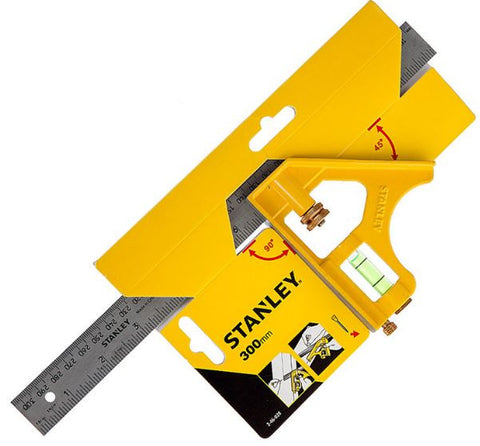 STANLEY DIE CAST COMBINATION SQUARE 12IN/300MM