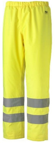 HELLY HANSEN HI VIS TROUSERS
