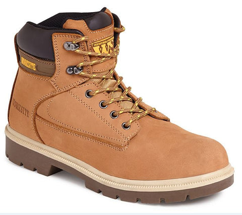 SAFETY BOOTS STERLING SS613 HONEY