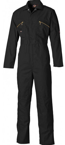 DICKIES OVERALL WITH ZIP FRONT