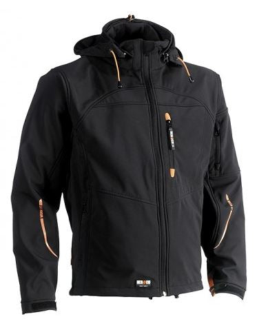 SOFTSHELL BLACK HEROCK