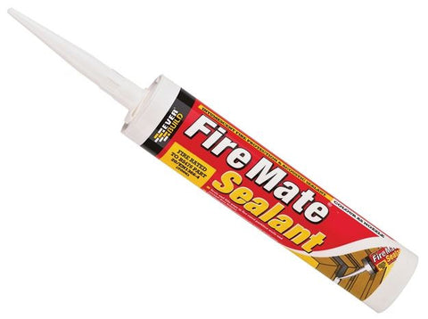 EVERBUILD FIRE MATE INTUMESCENT SEALANT WHITE C3