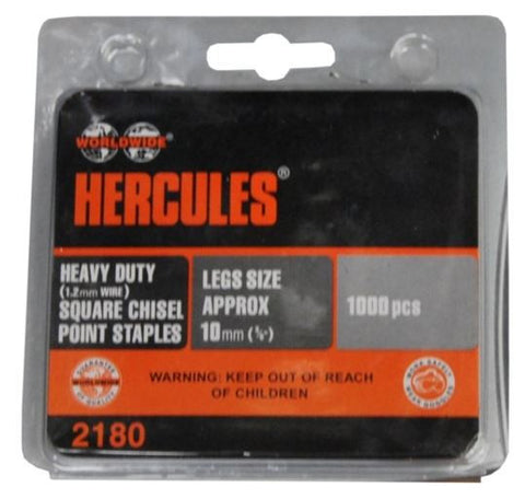Staples Square 10mmx1K H.Duty (T50)